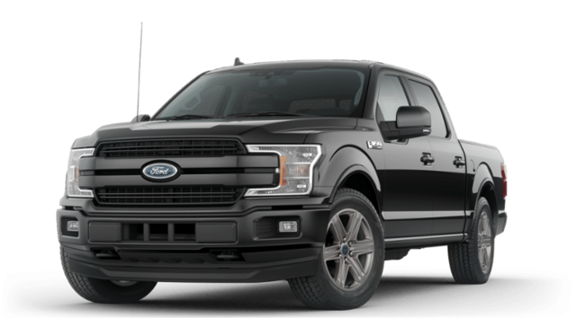New 2019 Ford F-150 Lariat Truck SuperCrew Cab in Manteca